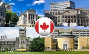 Canadian universities