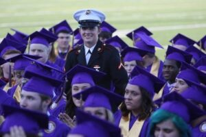 Can I join the Marine Corps after attending a University